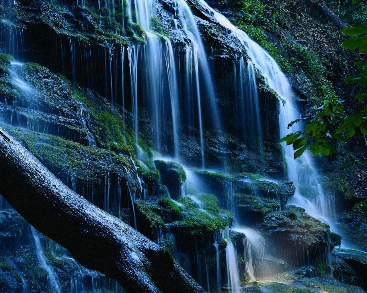 free waterfall wallpaper backgrounds - photo #10