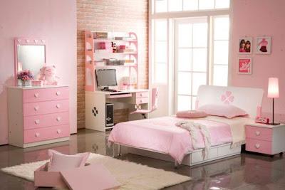 Dormitorios color rosa para adolescentes ideas para for Cuartos de ninas adolescentes