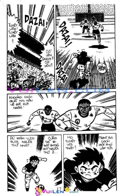 Jindodinho - Đường Dẫn Đến Khung Thành III  Tập 19 page 17 Congtruyen24h