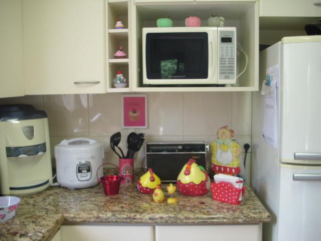 Dia a dia corridinho Mimando minha cozinha !!