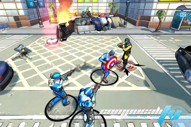 Captain America: The Winter Soldier Juego Android Apk
