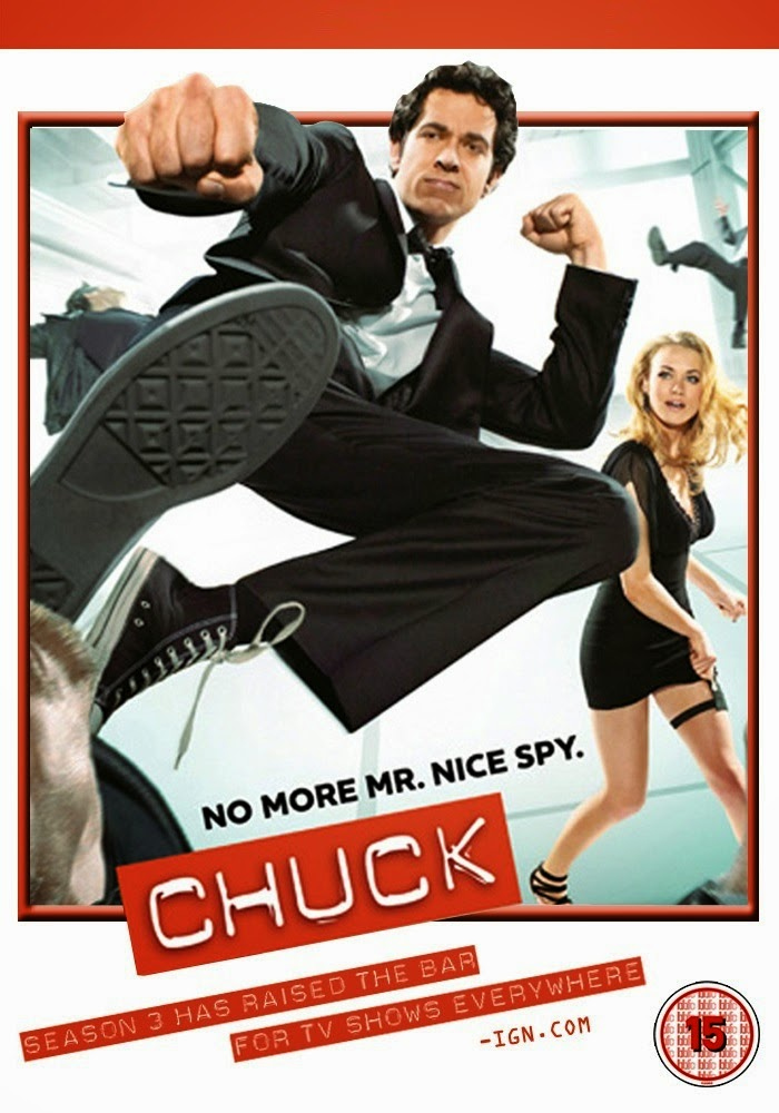 Chuck – Todas as Temporadas Dublado / Legendado (2007)