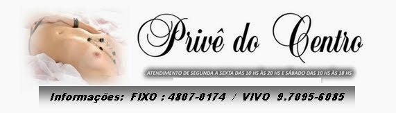 PRIVÊ DO CENTRO