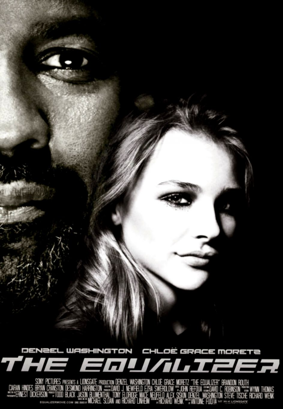 Movie Smack Talk Denzel Washingtons new movie The Equalizer   4