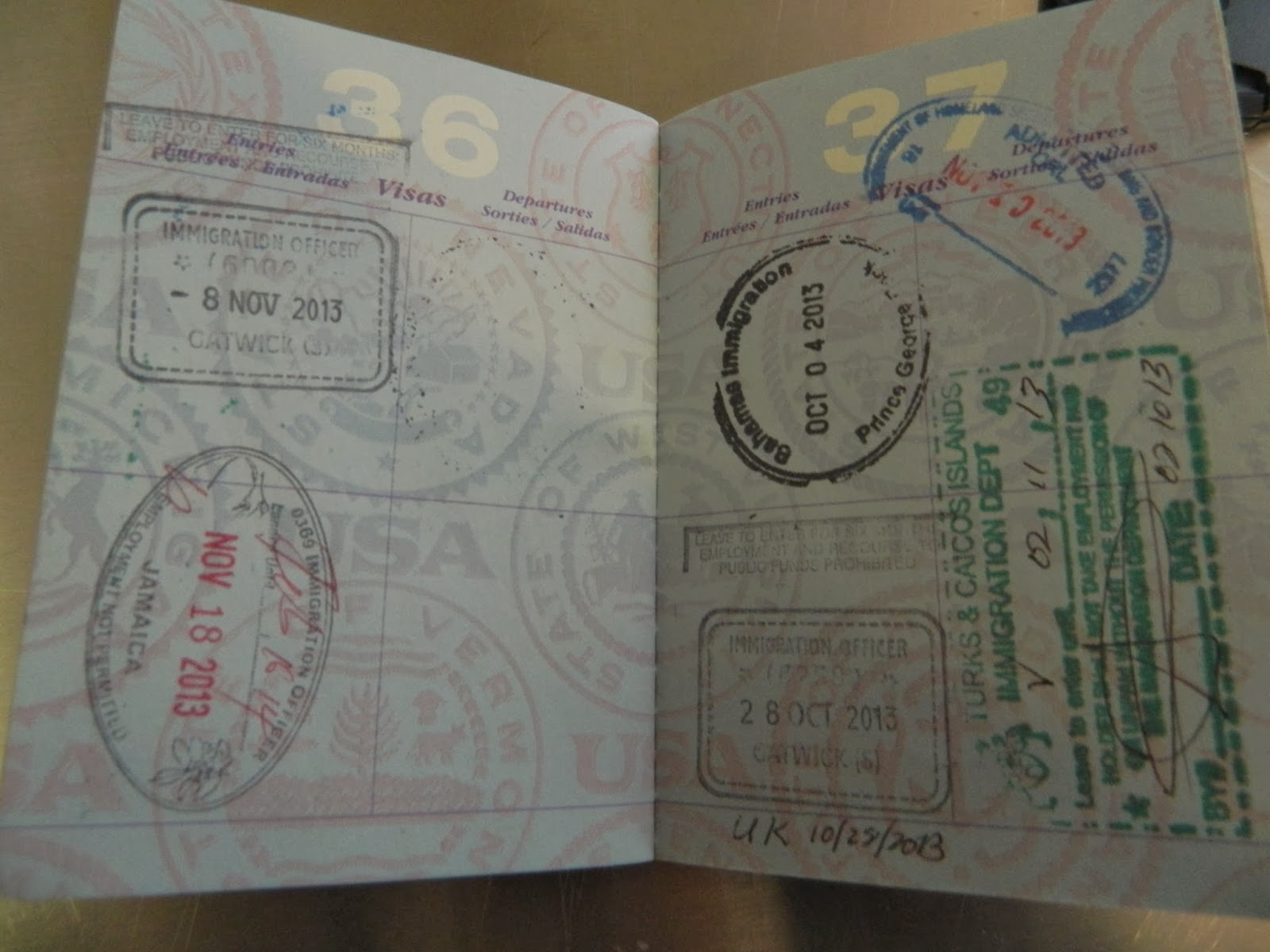 Watching the sun bake the cost of a brazilian visa ecuador has taken things a step further and laser prints the visa directly onto a passport page falaconquin