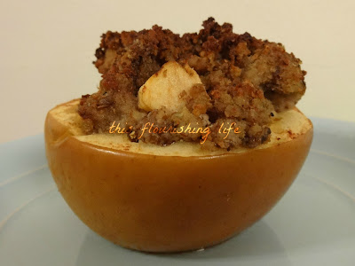 Pork Stuffed Apples