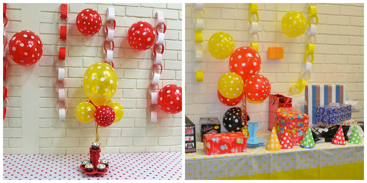 Red Velvet Partys Lego birthday party for 6 year old boy