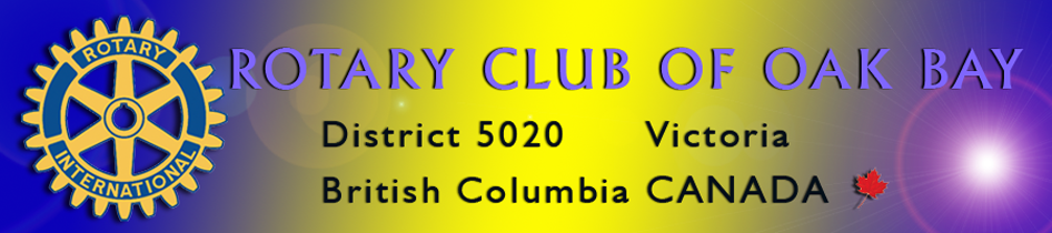 Oak Bay Rotary's Discussion Page