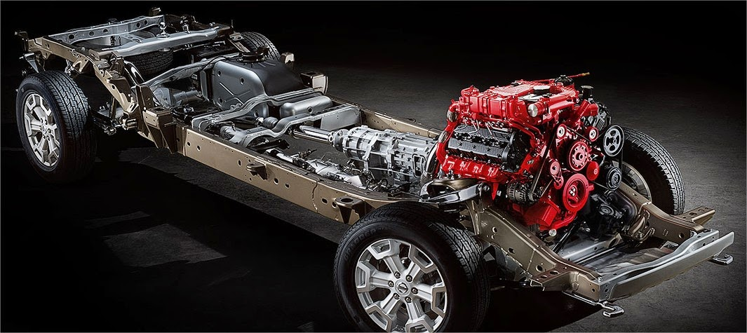 Updated The 2016 Nissan Titan Xd Cummins Diesel Power ...