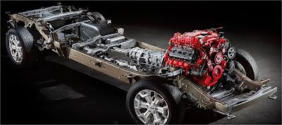 2016 nissan titan engine