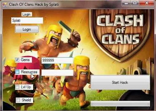 Clash of Clans Hack v.1.4 NEW VERSION | Best hacks