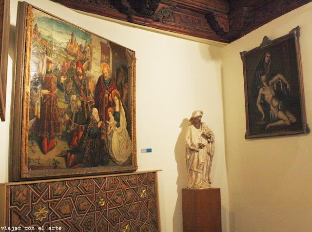 Sala Capitular Catedral Vieja Salamanca