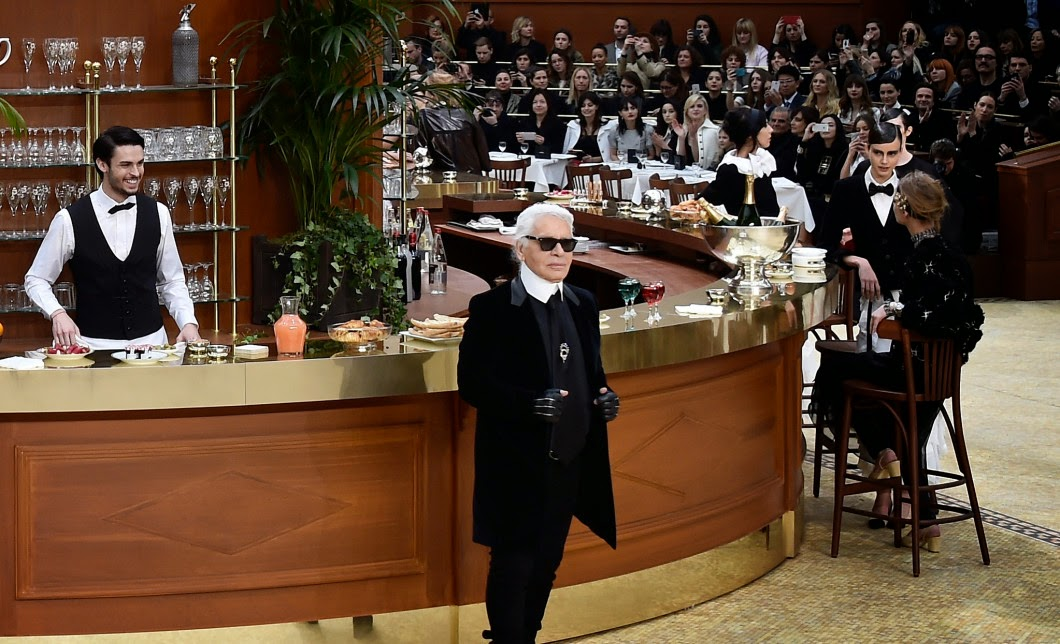 fall-winter collection 2015 Chanel