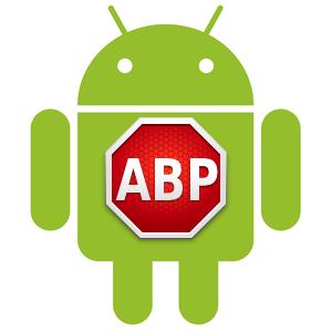Logo Adblock Plus para Android