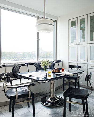 traditional elle decor dining room design