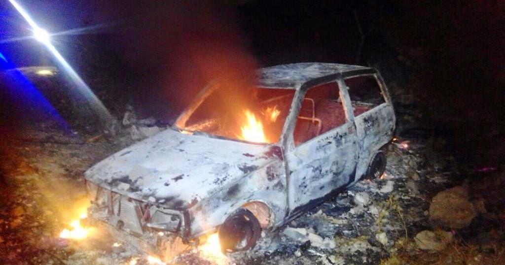 Incendio de un veh culo robado en el barranco de guiniguada - Gran canaria tv com ...