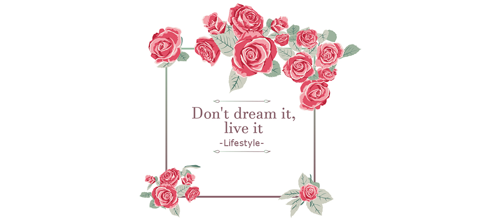 Don't dream it, live it