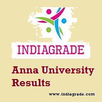 Anna University Results Nov Dec 2015
