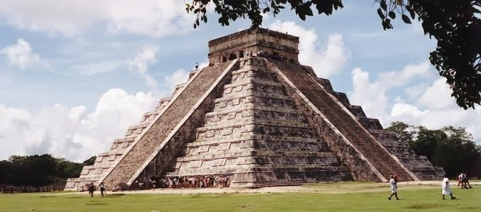 Centro ceremonial Chichén Itzá - Yucatán