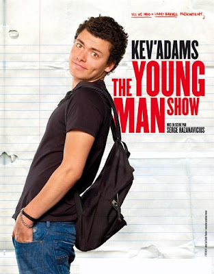 Kev Adams   The Young Man Show au Palais des Glaces streaming vf