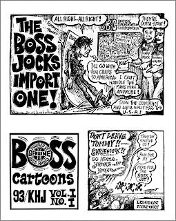 KHJ Boss Cartoons - Vol. 1, No. 1