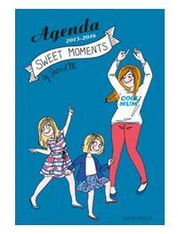Agenda AstridM Sweet Moments