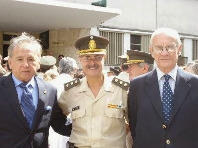 El Cnl. Prof. Dr. Regalado