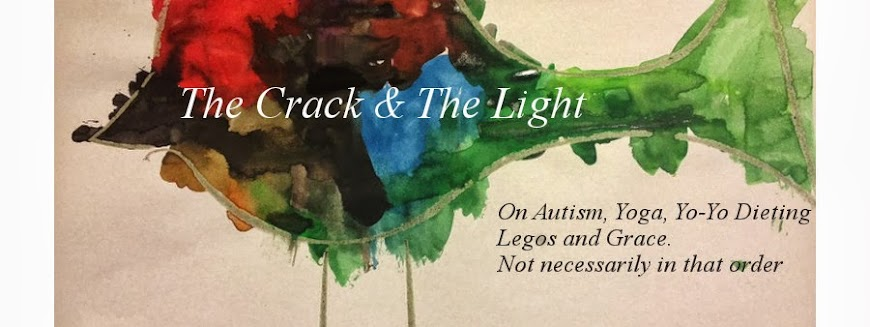 the crack and the light