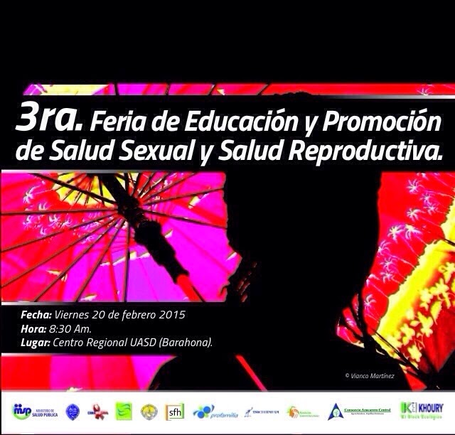 Feria de Educacion Sexual