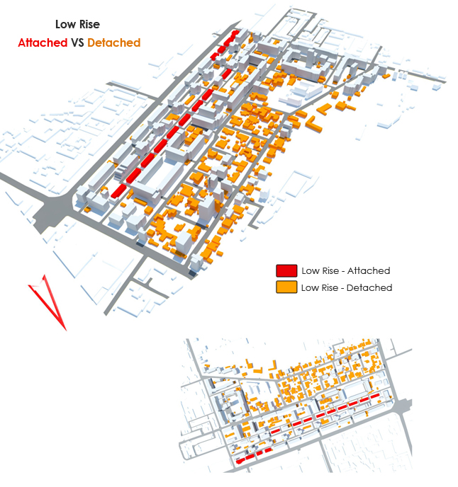Academic portfolio urban design site analysis Urban design vs urban planning