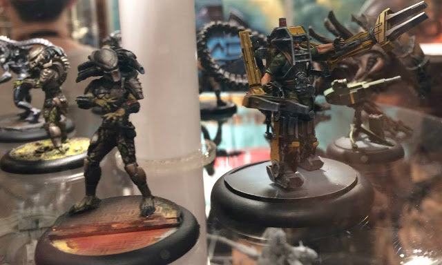 Alien vs Predator Miniatures Game