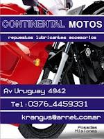 CONTINENTAL MOTOS