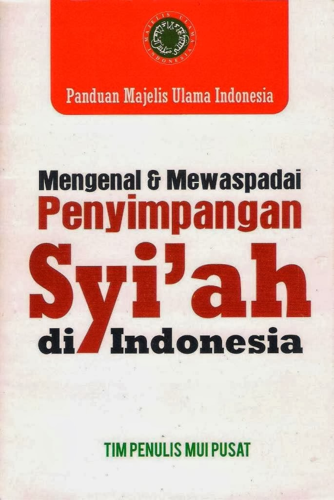 Download Ebook Kesesatan Syi'ah