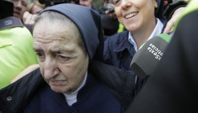 Muere la monja acusada en el caso de los bebés robados