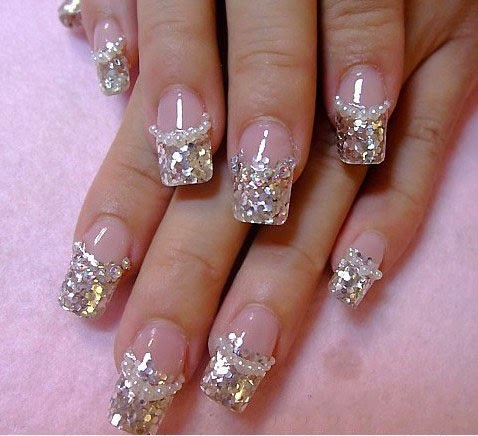 Fashionable Nail Art Ideas: March 2013