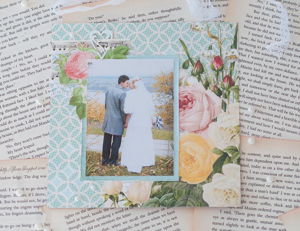 webster's modern romance, скрап свадьба, скрап винтажность