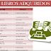 Nuevos libros Biblioteca