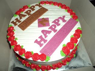 ~anniversary cake~