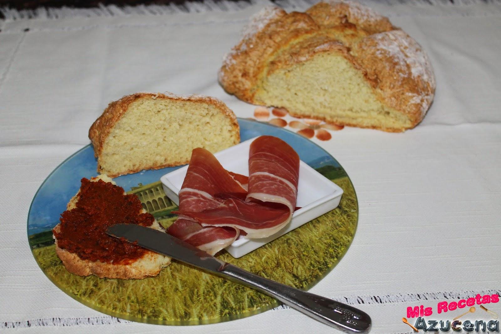 Pan de bicarbon...