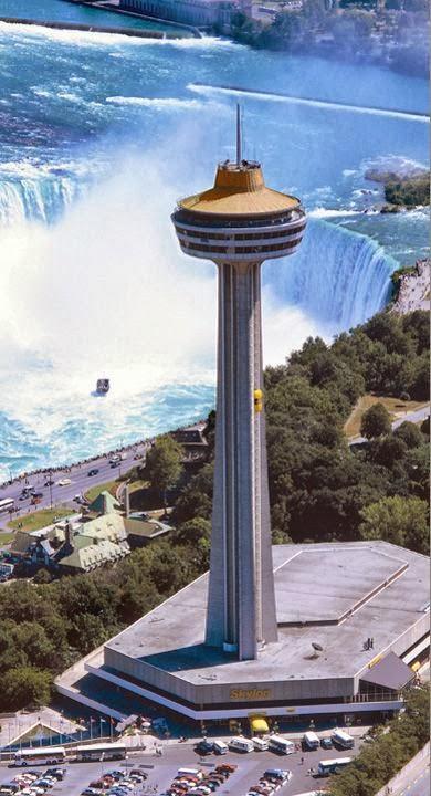 Skylon Tower Niagara Falls A1 Pictures