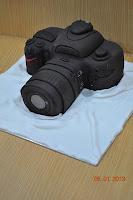 Camera cake class