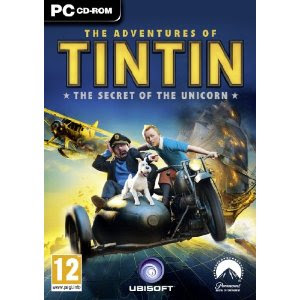 The Adventures of Tintin Secret of the Unicorn-FLT