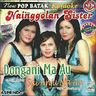 CD Musik Album Pop Batak Karaoke (Nainggolan Sister)