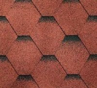heaxham red roof shingles