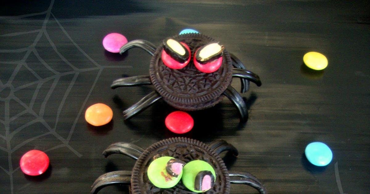Ogni riccio un pasticcio blog di cucina visualfood 3 for Idee di cucina per halloween