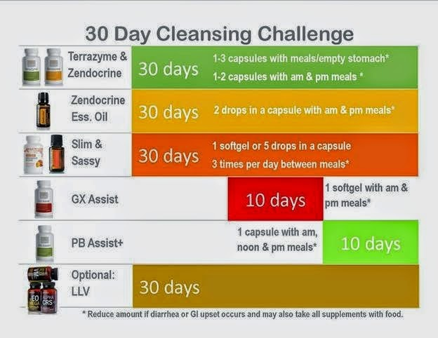 30 day cleanse program