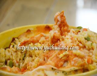 Nasi Makanan Laut