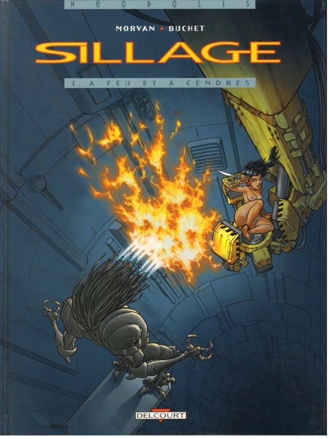 http://www.bedetheque.com/BD-Sillage-Tome-1-A-feu-et-a-cendres-1163.html