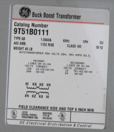 ge buck boost transformer 34 1063 np engineering photos,videos and articels (engineering search engine ge buck boost transformer wiring diagram at gsmx.co