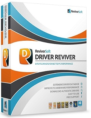 ReviverSoft Driver Reviver 5.21.0.2 poster box cover